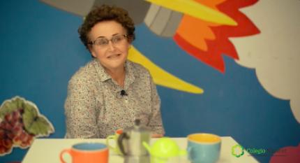 Un café contigo, con Mari Rodríguez profesora del Colegio Nazaret