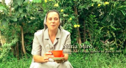 Un café contigo, con Núria Miró