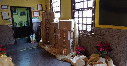 La Navidad llega al Colegio Nazaret de la mano de los alumnos de 4ESO