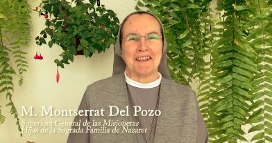 Un café, con Mª Montserrat Del Pozo