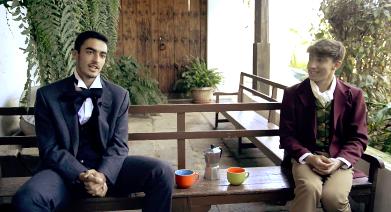 Un café con Abraham y Mario, alumnos de 4ESO