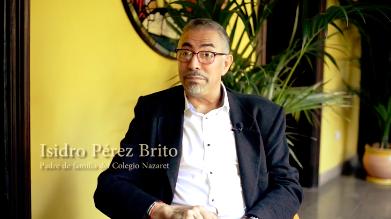 Un café contigo, con Isidro Pérez Brito