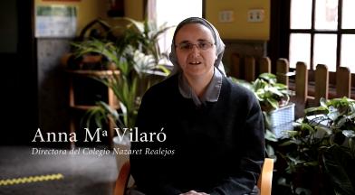 Un café con M.Anna, directora del Colegio Nazaret